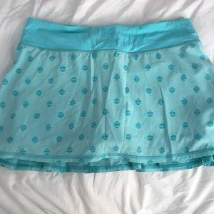 Lululemon skirt!